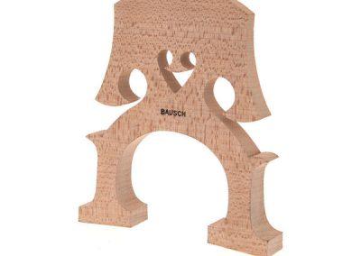 Bausch cello bridge