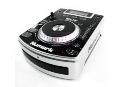 Numark NDX200 CD Pitch